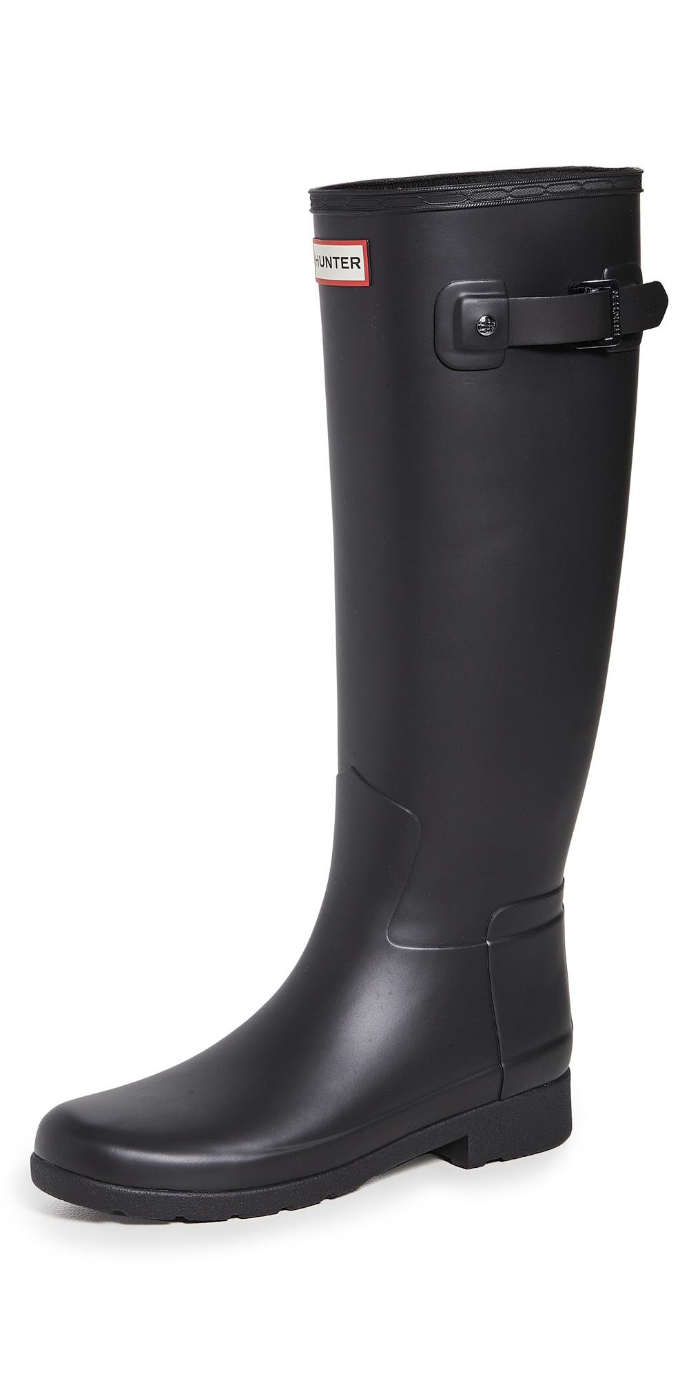 Refined Tall Matte Boots