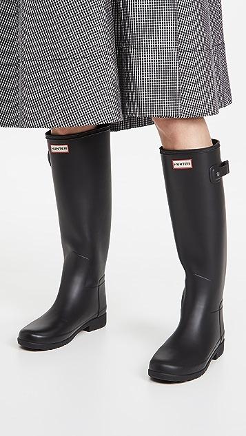 Hunter Boots Refined Tall Matte Boots