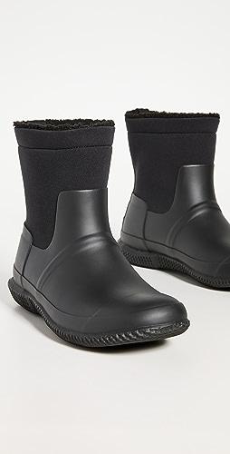 Hunter Boots - Men's Original Sherpa Boots