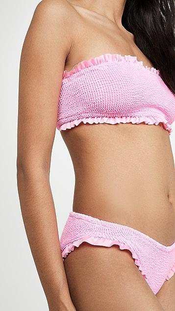 Hunza G Ines Bikini Set