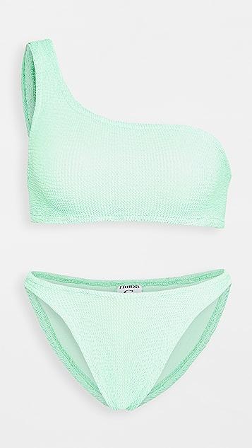 Hunza G Nancy Bikini Set