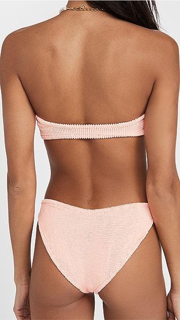 Hunza G Jean Bikini Set