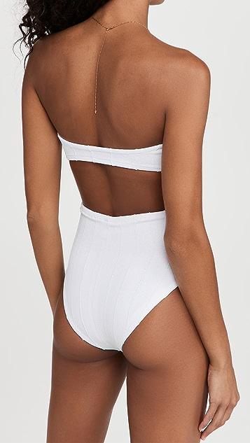 Hunza G Posey Nile Bikini