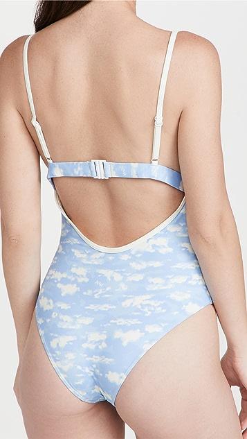 HVN One Piece Swimsuit