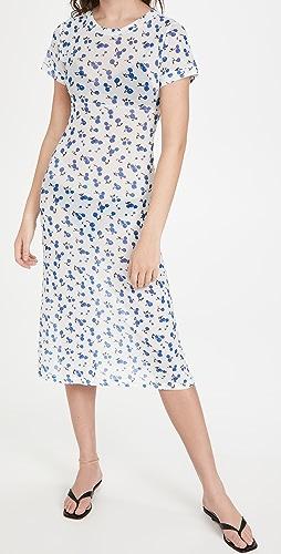 HVN - Mesh Cover Up Dress