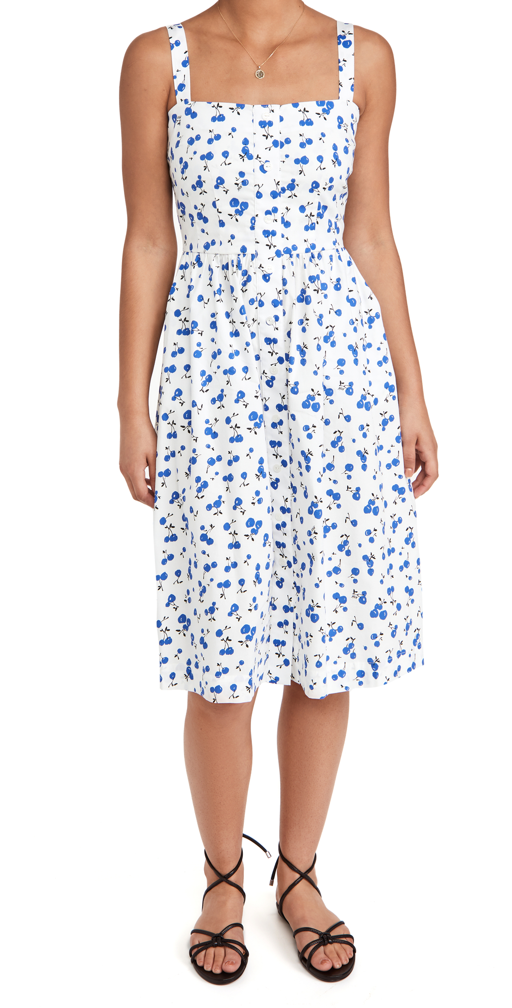 Laura Cotton Dress