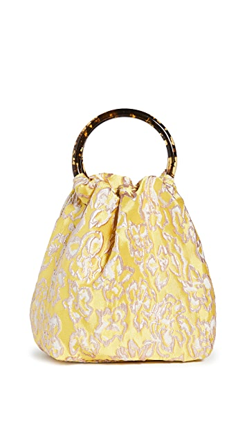 House of Want Real One Ring Top Handle Bag