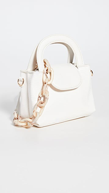 House of Want Snack Mini Top Handle Bag