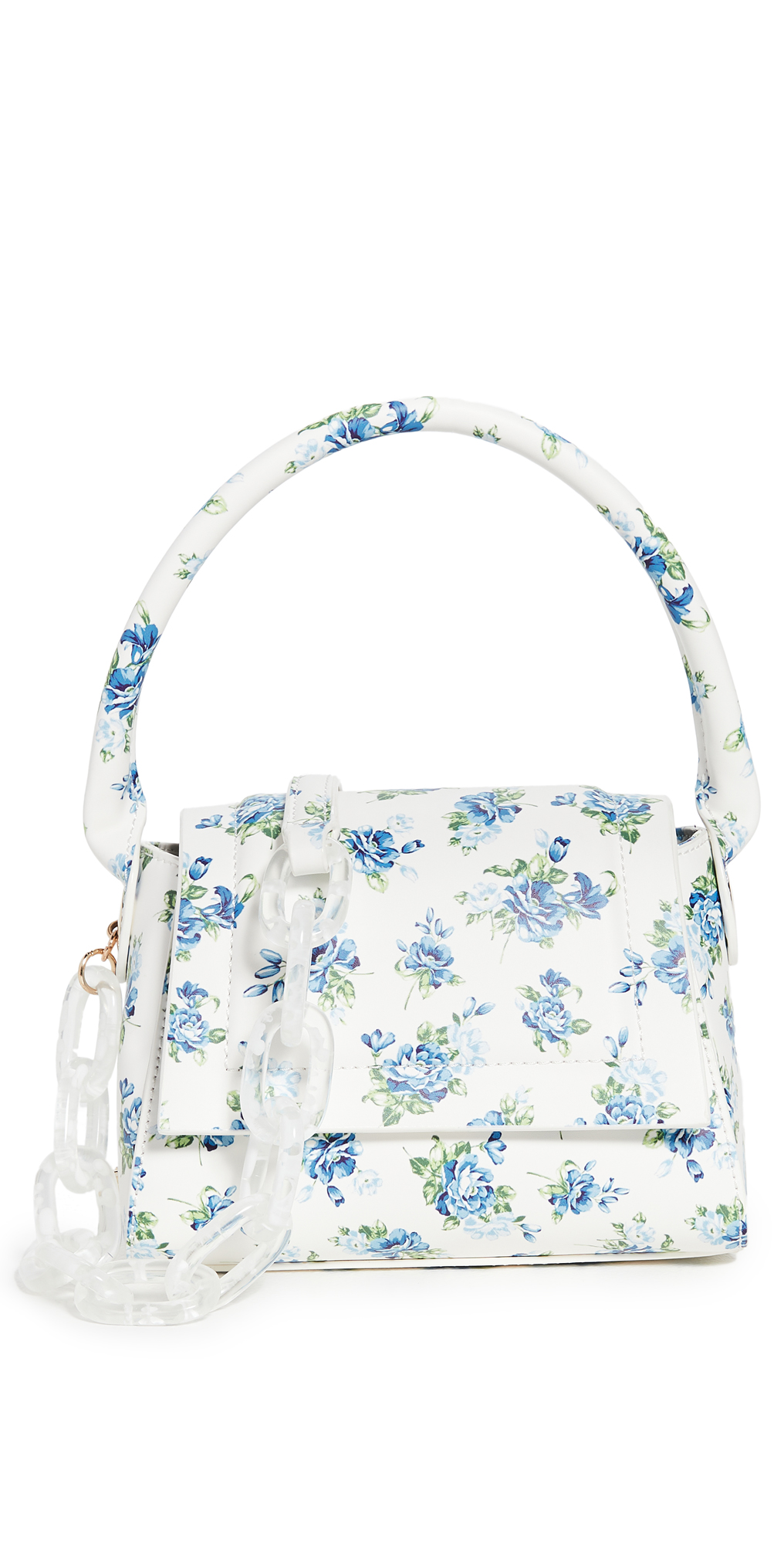 House of Want HOW We Are Chic Satchel