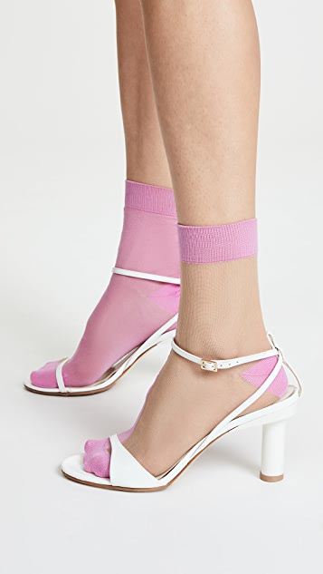 Hysteria Filippa Ankle Socks