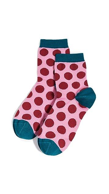 Hysteria Viktoria Ankle Socks