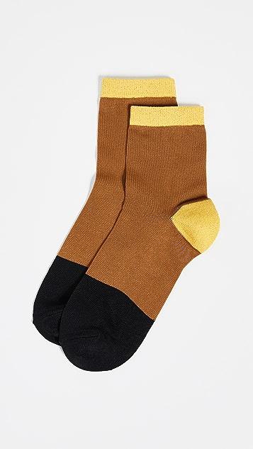 Hysteria Liza Ankle Socks