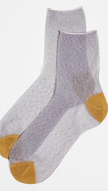 Hysteria Emma Ankle Socks