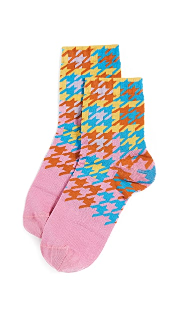 Hysteria Marcia Ankle Socks