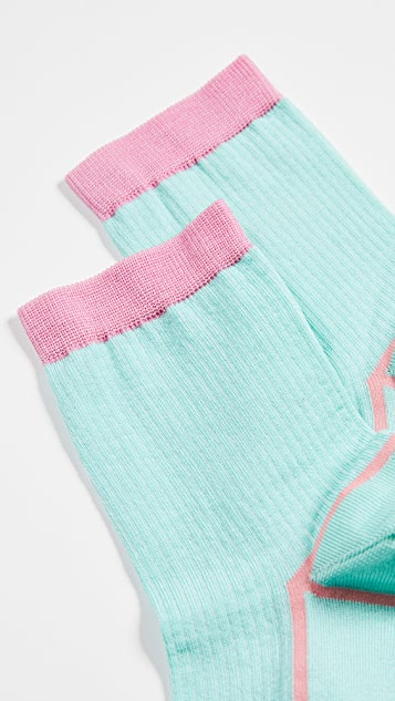 Hysteria Lily Ankle Socks
