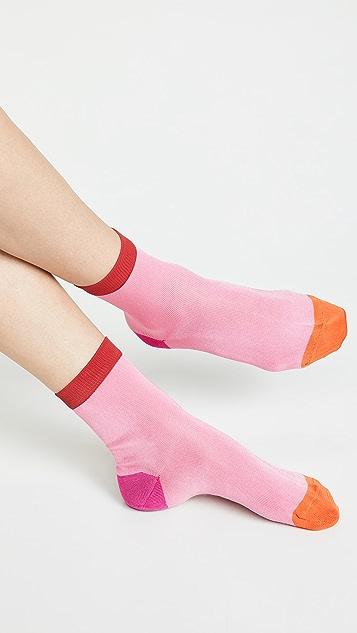 Hysteria Grace Ankle Socks