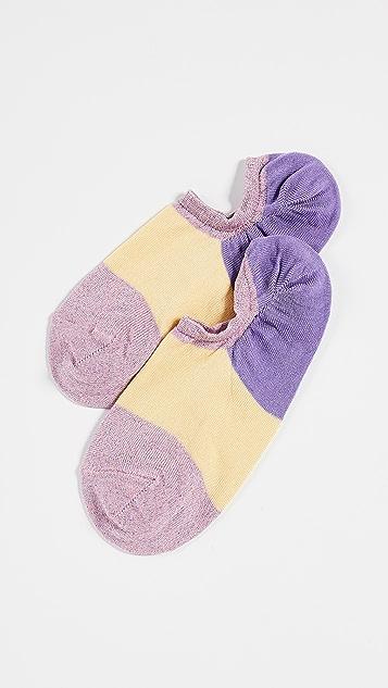 Hysteria Issa Invisible Sneaker Socks