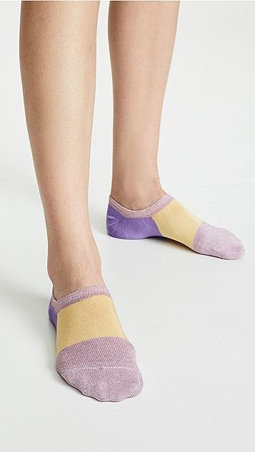 Hysteria Невидимые под обувью носки Issa для кроссовок