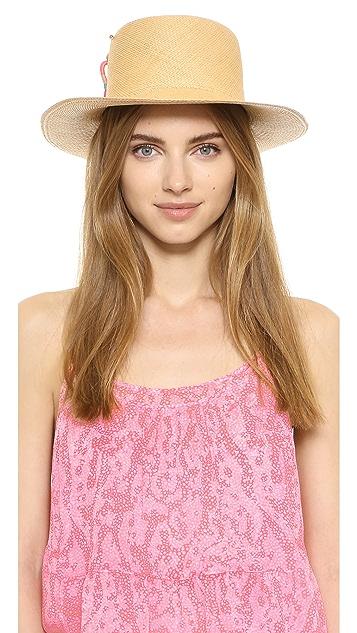 Indego Africa Dumont Hat with Imigwegwe Tassel