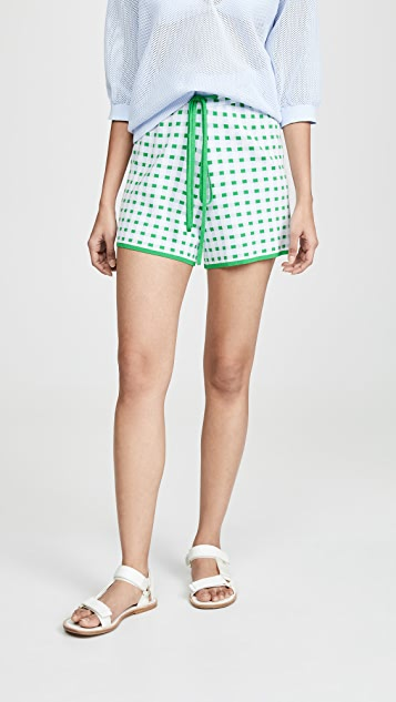 i-am-chen Knit Shorts
