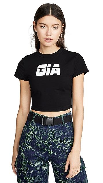 I.AM.GIA Футболка Ida с «севшим» эффектом