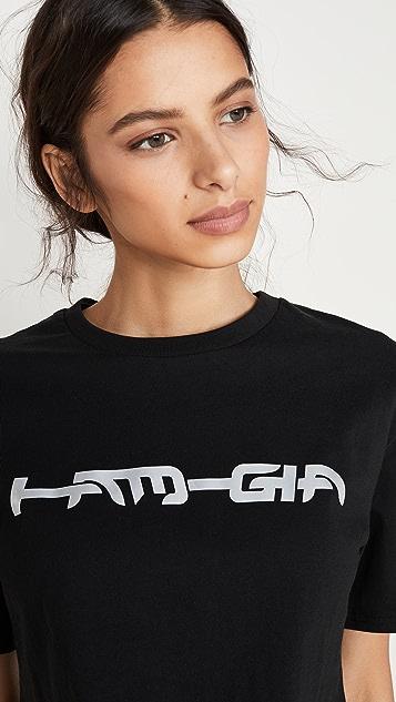 I.AM.GIA Vesta 短款 T 恤
