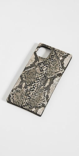 iDecoz - 2 件装蟒蛇纹 iPhone 配饰