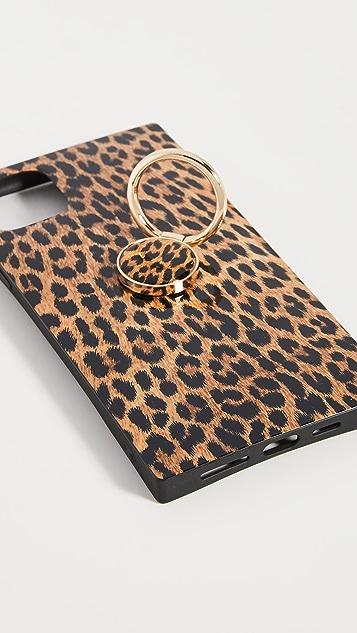 iDecoz 2 Piece Leopard iPhone Accessories