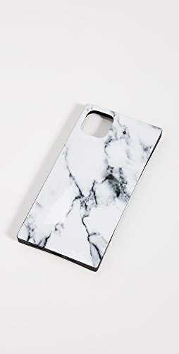 iDecoz - 3 Piece White Marble iPhone Accessories