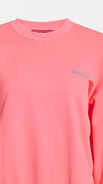 Ireneisgood Crew Neck Sweatshirt