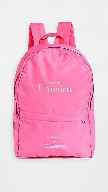 Ireneisgood Save The Unicorn 双肩包