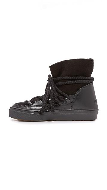 INUIKII Classic Sneaker Booties