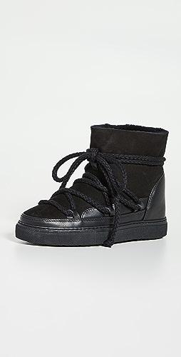 Inuikii - Classic Shearling Sneakers