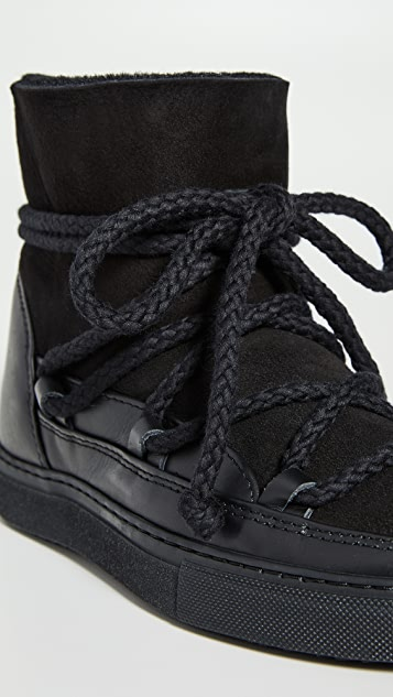 Inuikii Classic Shearling Sneakers