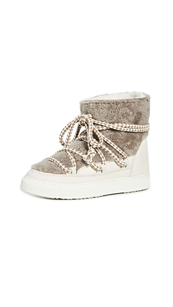 Inuikii Curly Shearling Sneakers