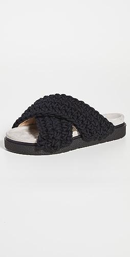 Inuikii - Woven Platform Sandals