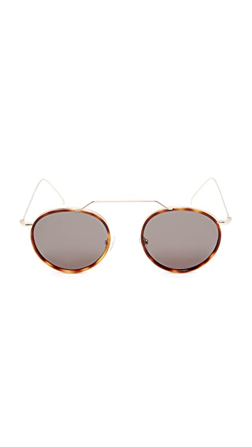 Illesteva Wynwood Ace Sunglasses