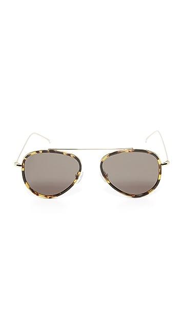 Illesteva Dorchester Ace Sunglasses