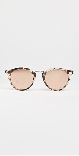 Illesteva - Portofino Mirrored Sunglasses