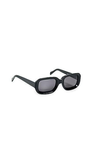 Illesteva Vinyl Sunglasses