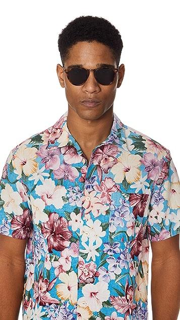 Illesteva Portofino Havana Sunglasses