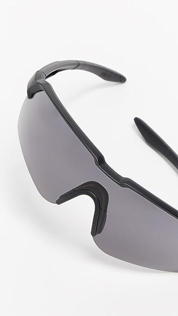 Illesteva Nicaragua Sporty Shield Sunglasses