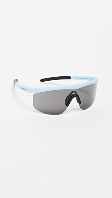 Illesteva Managua Sporty Shield Sunglasses