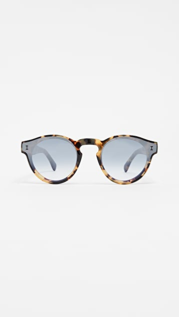 Illesteva One Point One Sunglasses
