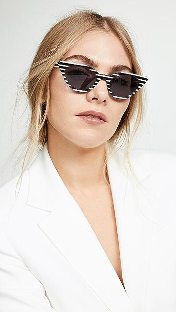 Illesteva Isabella Sunglasses