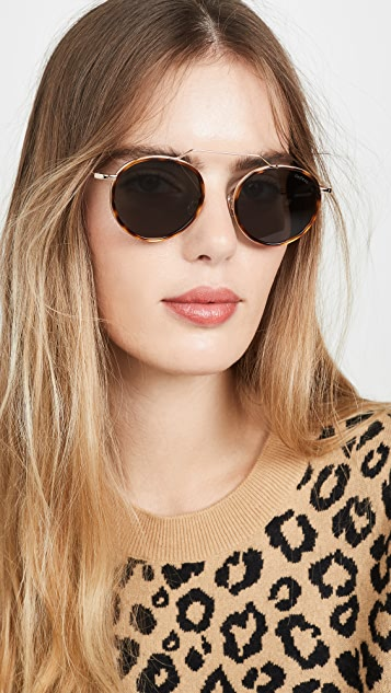Illesteva Wynwood Ace Sunglasses