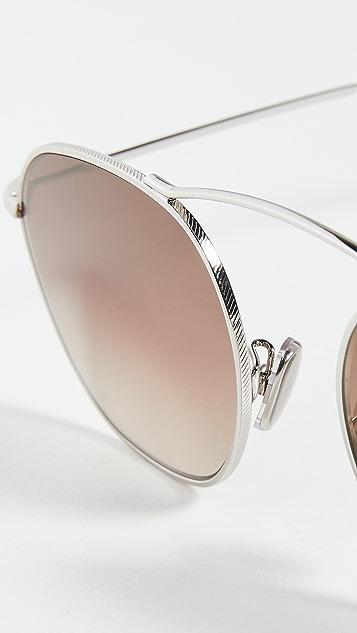 Illesteva Bowery Sunglasses