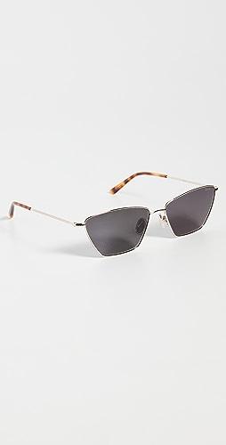Illesteva - Lima Gold Sunglasses