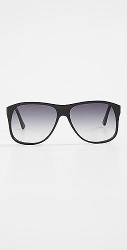 Illesteva - Dionne Black Sunglasses
