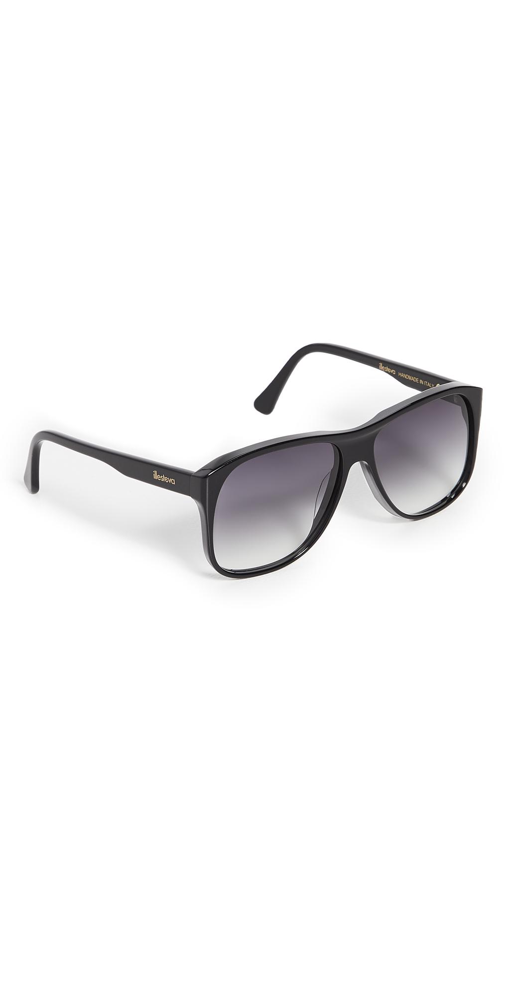 Dionne Black Sunglasses